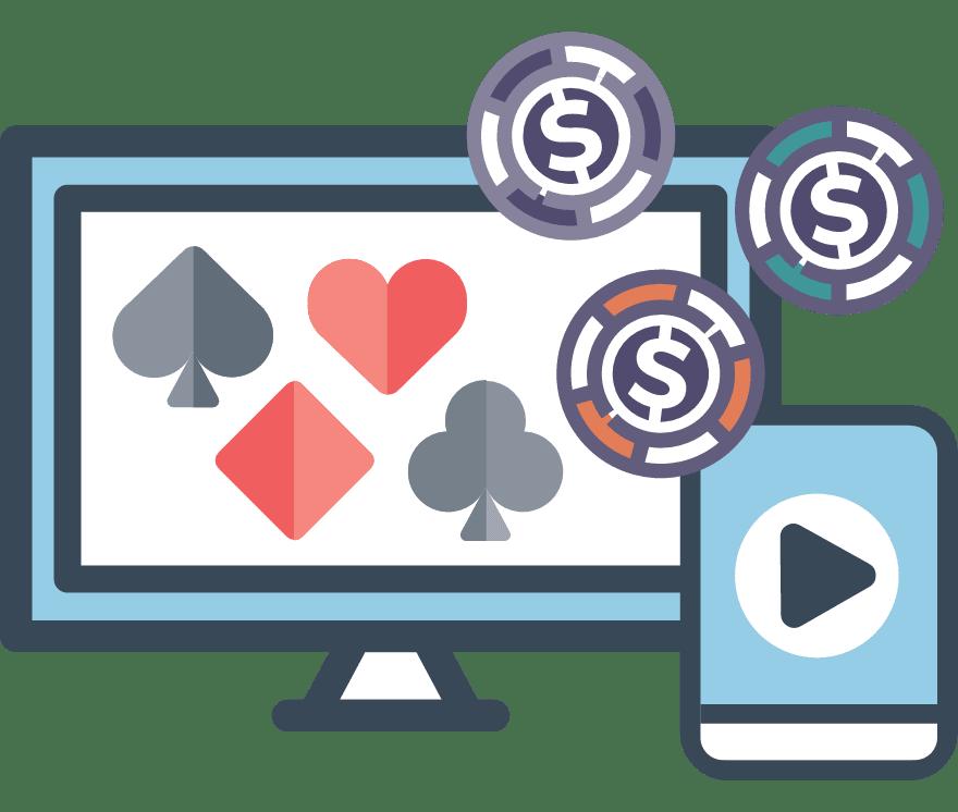 Los 84 mejores sitios de Casino de Vídeo póker en línea en Perú