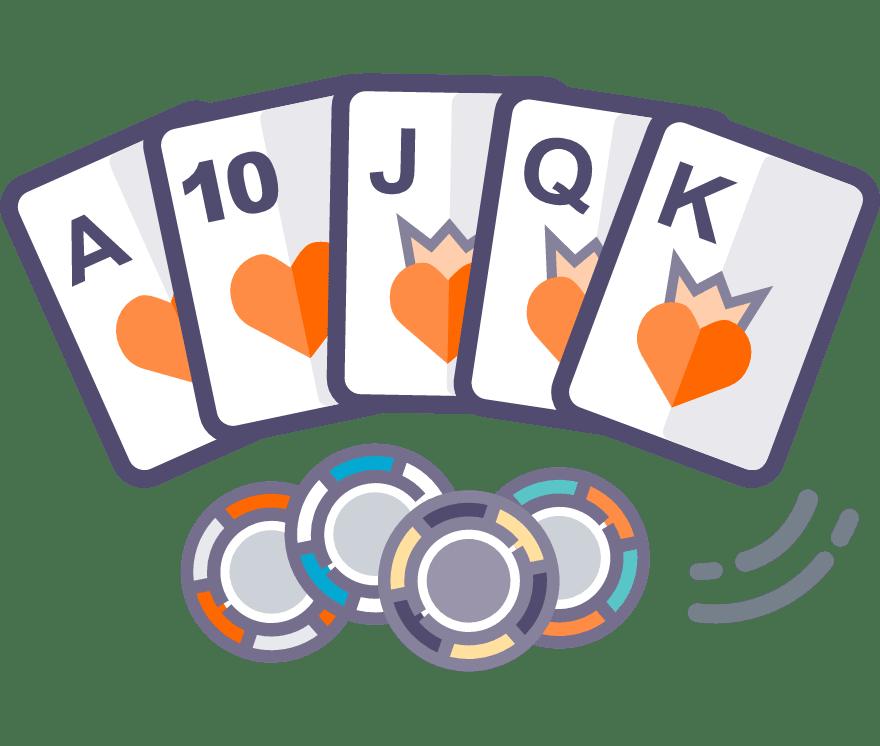 Los 50 mejores sitios de Casino de Texas Holdem en línea en Perú