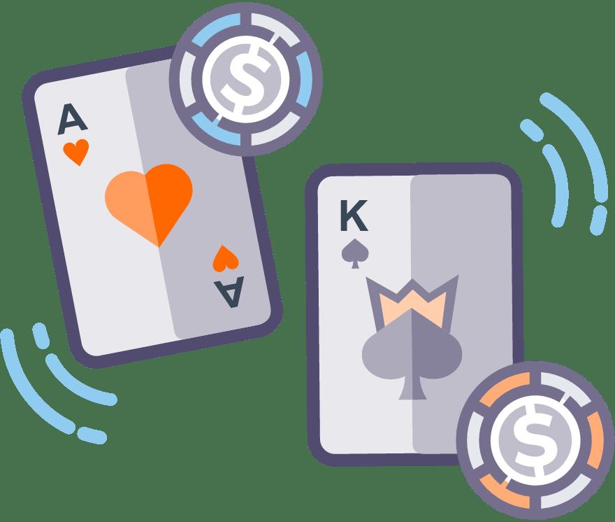 Los 8 mejores sitios de Casino de Guerra de casino en línea en Perú